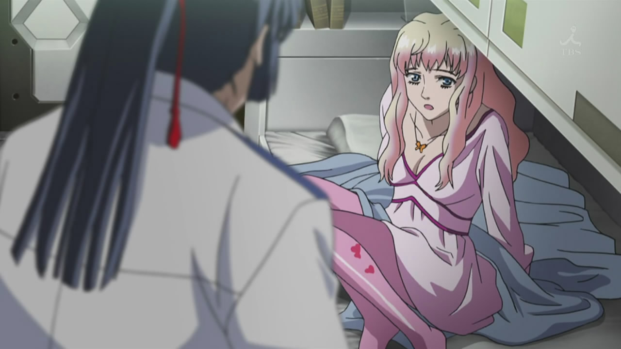 Macross Frontier Ep 16 Ranka Attack