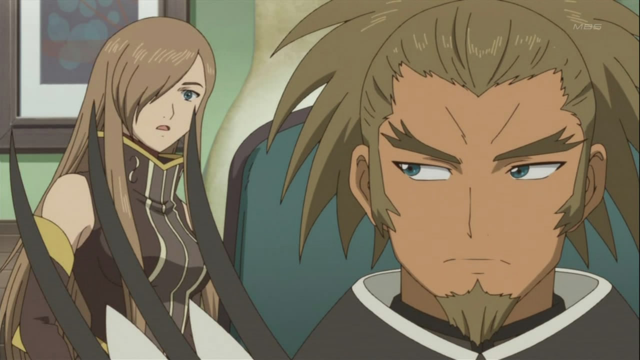 Tales of the Abyss Ep  4  Hidden TruthTales Of The Abyss Van