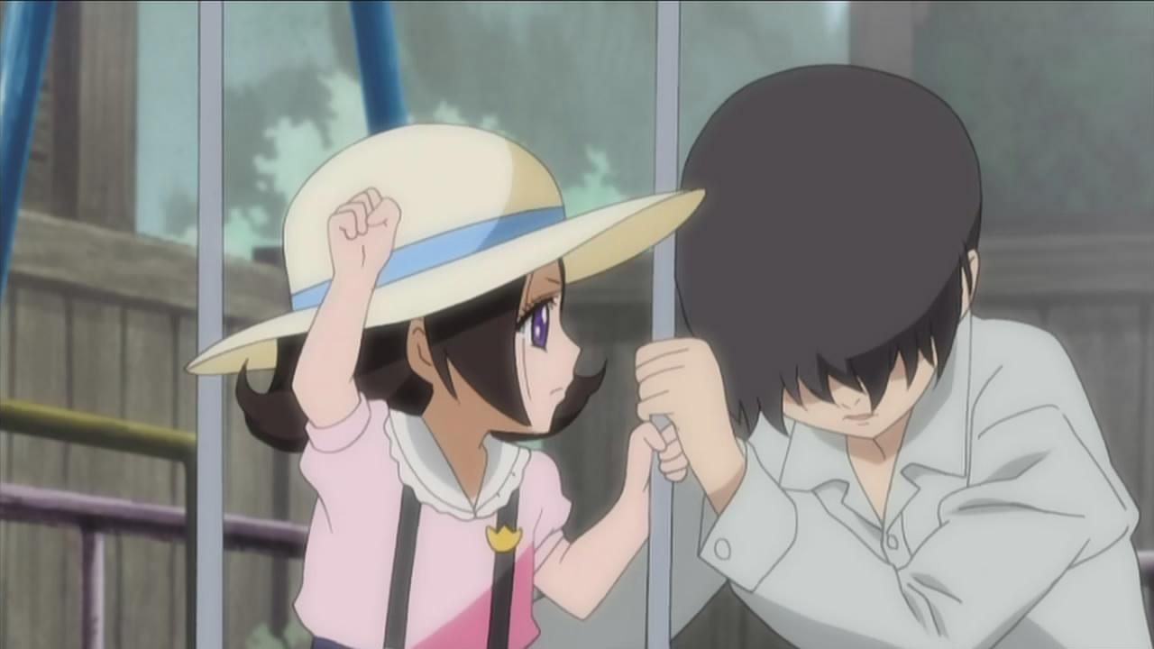 Jigoku Shoujo Mitsuganae Ep 12 Midsummer Graph Gate 419