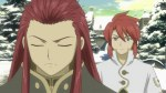 It's kinda funny how Asch rings Luke by giving him a massive migraine.