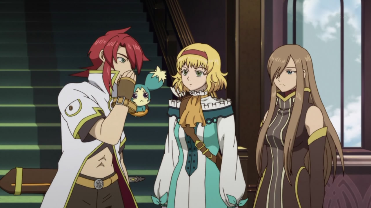 Tales Of The Abyss Gate 419